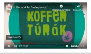 Kofferturak.hu videóanimáció start!